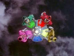 Turbo Power Rangers 2 - power rangers turbo netflix