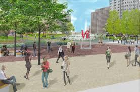 Philadelphia Magazine Design Home 2016 by Final Countdown Love Park Redesign Revealed Readied For Approval