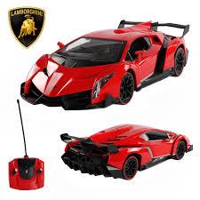 Lamborghini Veneno Custom - 1 14 4ch lamborghini veneno remote control car w open doors
