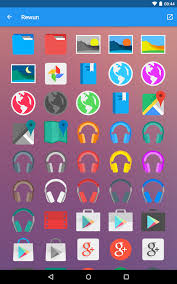 android icon pack rewun icon pack android apps on play