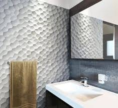 Tiles For Bathrooms 25 Creative 3d Wall Tile Designs To Help You Get Some Texture On