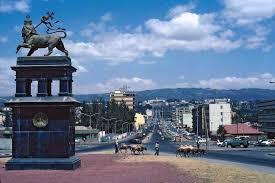 lion of judah statue lion of judah monument addis ababa ozoutback