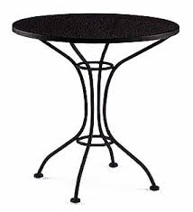 Cafe Style Dining Chairs Wrought Iron Cafe Tables And Chairs Images To Paint From