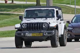 new jeep wrangler jl new spy shots of the jl wrangler rubicon photo u0026 image gallery