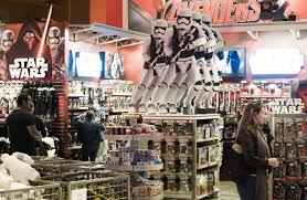 starwars thanksgiving star wars u0027 is a force in stores u0027 toy aisles wsj
