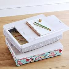 Lap Desk With Storage Compartment Teen Lapdesks Pbteen