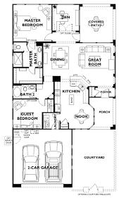 trilogy at vistancia monaco model floor plan
