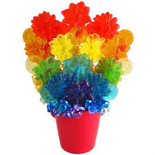 lollipop bouquet rainbow lollipop bouquet candy baskets