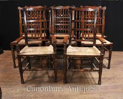 Esszimmerst Le In Eiche Rustikal Canonbury Antiquitäten London Großbritannien Kunst Und Möbelhändler