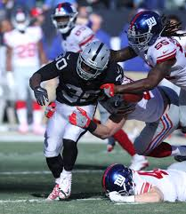 Oakland Raiders American Flag Raiders Tied For 1st In Afc West After 24 17 Win Over Ny Giants