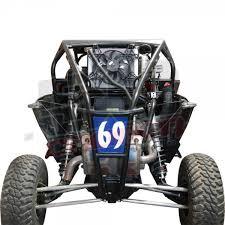 rear race light bar polaris rzr xp1000 custom pro racing roll cage and aluminum roof for