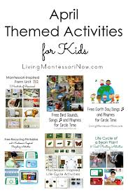 themed pictures themed activities for kids