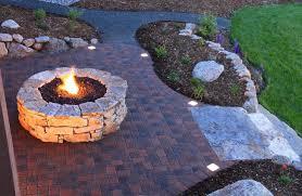 Fire Pit Rocks by Warm And Fun Outdoor Firepit Rocks U2014 Furniture Decor Trend