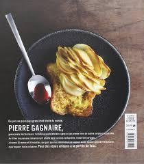livre de cuisine grand chef amazon fr la cuisine des 5 saisons de gagnaire