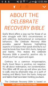 celebrate recovery bible android apps on play