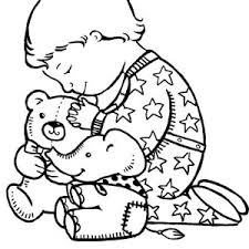 lords prayer before bedtime coloring page coloring sky