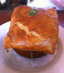 Lobster Bisque Recipe Lobster Bisque With Puff Pastry And Cotswolds Butter Diz White