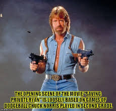 Dodgeball Movie Memes - chuck norris guns meme imgflip