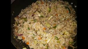 Chinese Main Dish Recipe - vegetable fried rice recipe in kannada chinese main course