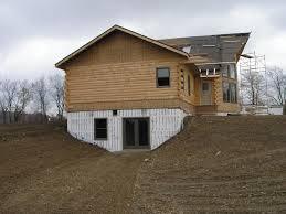 walk out basement house plans baby nursery lake house plans with walkout basement daylight one