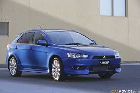 lancer mitsubishi 2009 2009 mitsubishi lancer sportback first steer photos 1 of 50