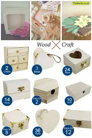 craft boxes bulk new in wooden crafts to decorate yourself the works