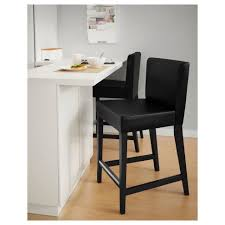 Dining Room Chair Seat Covers Bar Stools Bar Stool Cushion Covers Henriksdal With Backrest