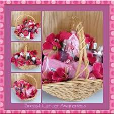 Cancer Gift Baskets Breast Cancer Awareness Gift Basket From Connie U0027s Creations