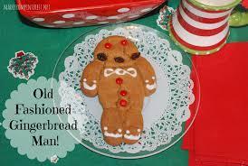 gingerbread man cookies tgif this grandma is fun