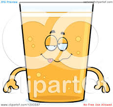 cartoon beer cartoon of a drunk beer mascot royalty free vector clipart by
