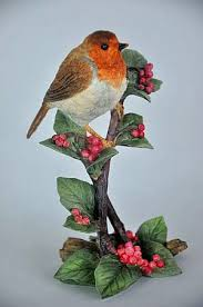 robin ornament leonardo robin ornaments yourpresents co uk