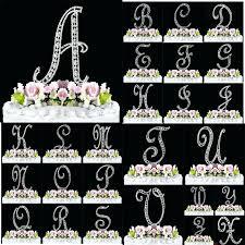 gold letter cake topper cake topper letter letter r monogram wedding cake topper