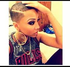 fades and shave hairstyle for women so bad not a lot of women can rock a fade 3 this hairstyles i