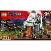 Lego Harry Potter Bathroom Lego Harry Potter Hagrid U0027s Hut Walmart Com