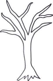 images simple tree outline 18 for your sheets with simple tree