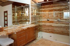 Bathroom Shower Walls Slab On Shower Wall Search Granite Pinterest