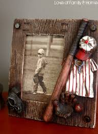 Baseball Decorations For Bedroom by Parker U0027s Room Vintage Baseball Boys U0027 Bedroom Love Of Family