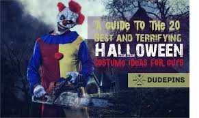 flesh eating zombie spirit halloween clown dudepins blog