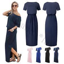 one shoulder dress ebay