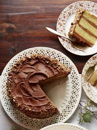 toffee crunch cake recipe