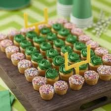 football cupcakes football cupcakes homebowlherocontest home made