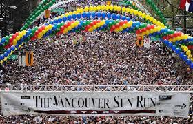 sun run sun run photos find yourself in the crowds