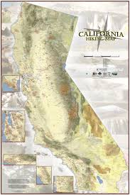 Map Of Camp Pendleton Amazing New Map Details Nearly Every Single Hiking Trail In