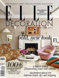 Home Decor Magazines South Africa Elle Decoration South Africa August 2017 Magazine Pdf Download