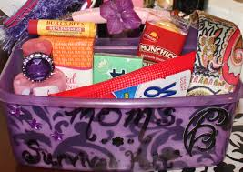 for the expecting mom hospital survival kit thorn in my heart