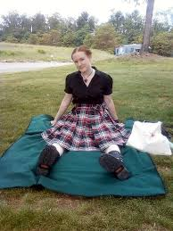 womens xelement boots traeonna w strawberry skirt skirt sd2010 sk plaid