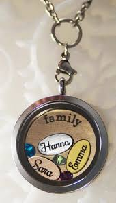 name charms personalized floating locket name charm for to your heart
