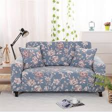 Sofa Cover Sectional Printed Floral Sofa Cover For Sectional Sofa A Guru