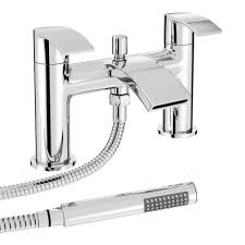 nexus bath shower mixer tap u0026 shower kit victorian plumbing