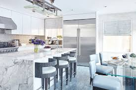 Easy To Clean Kitchen Backsplash Less Drama Kitchen Backsplashes Get Sleeker The Wilson Times